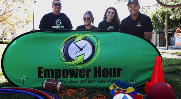 empowerhour chula vista harborfest san diego summer events