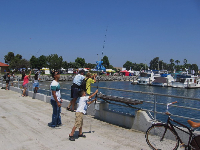 fishing chula vista harborfest san diego summer events