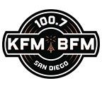 100.7 KFM/BFM