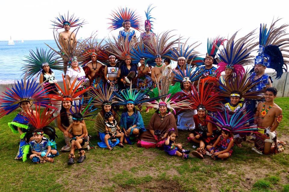 Danza Mexi Cayotl