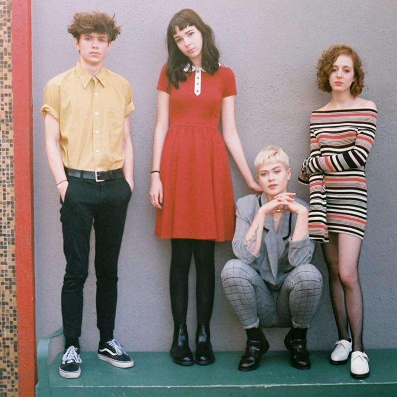 The-Regrettes chula vista harborfest san diego summer events